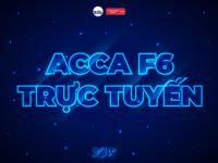 ACCA F6 Trực tuyến – Kỳ tháng 12/2019