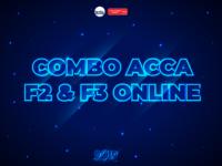 Combo ACCA F2 và F3 Online
