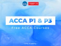Free ACCA P1 và P3 Online